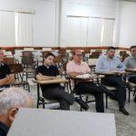 Reunião com os padres que acolhem seminaristas para estágio pastoral