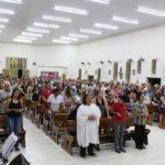Missa penitencial em Mirassol, Paróquia Santa Rita