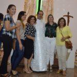 Missa por CURA E LIBERTAÇÃO na Paróquia Menino Jesus de Praga