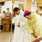 Crisma na Paróquia Santa Terezinha, em Rio Preto