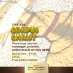 Corpus Christi – Paróquia Santa Terezinha do Menino Jesus