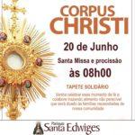 Corpus Christi – Paróquia Santa Edwiges