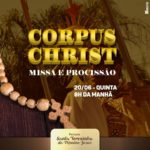 Corpus Christi – Paróquia Santa Terezinha do Menino Jesus, SJRP