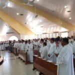 Missa dos 75 anos do Seminário de São José do Rio Preto