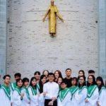 Católicos vietnamitas esperam o Papa