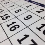 Calendário Diocesano 2020