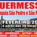 Quermesse – São Pedro e São Paulo