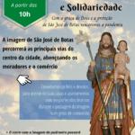 Ato de fé e solidariedade