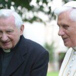 Bento XVI visita irmão na Alemanha