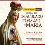 Festa do Imaculado Coração de Maria