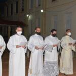 Seminaristas são admitidos às Ordens