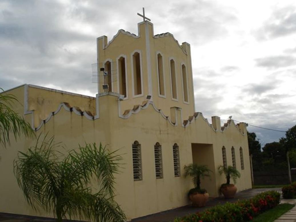 Paróquia Maria, Mãe de Deus/SJRP
