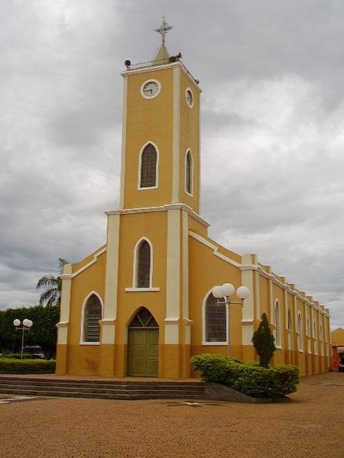 Paróquia São Pedro/Ubarana