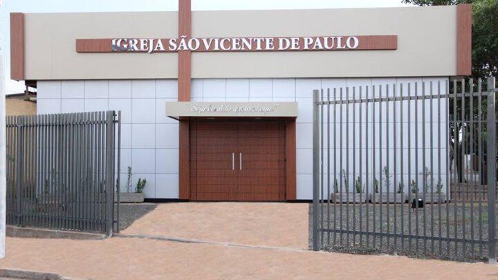 Paróquia São Vicente de Paulo/SJRP