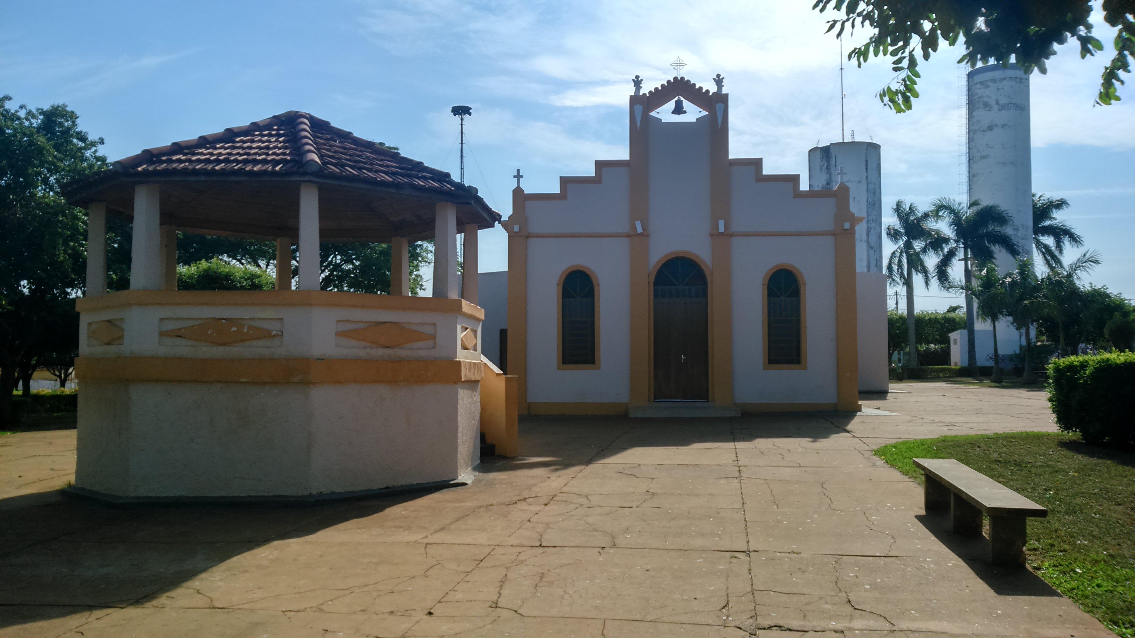 Paróquia São Sebastião/SJRP