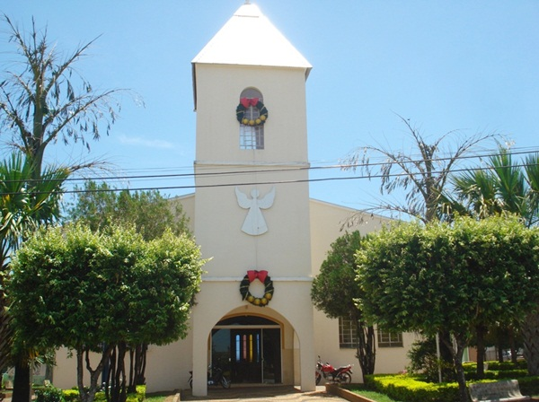 Paróquia Sagrada Família e Santos Reis/José Bonifácio