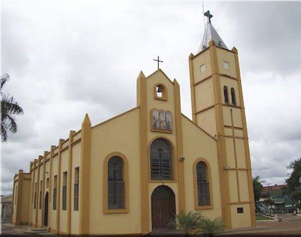 Paróquia São Sebastião/Ipiguá