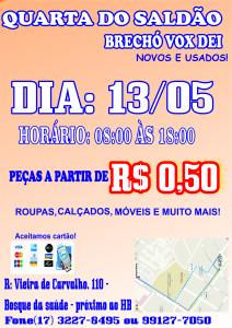 SALDÃO 1305