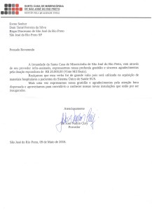 AGRADECIMENTO_SANTA CASA DE MISERICÓRDIA