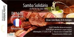 SAMBA SOLIDARIO
