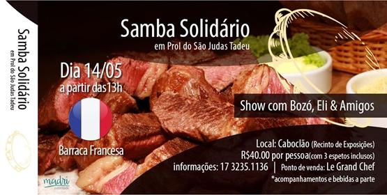 Samba Solidário