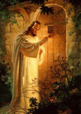 Cristo batendo a porta2