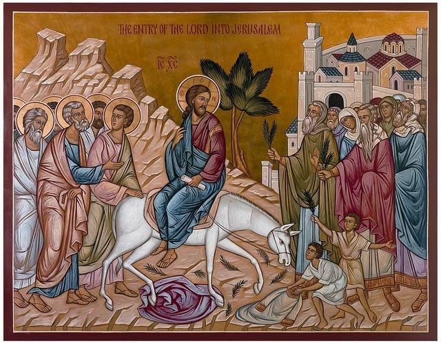 Jesus em Jerusalém