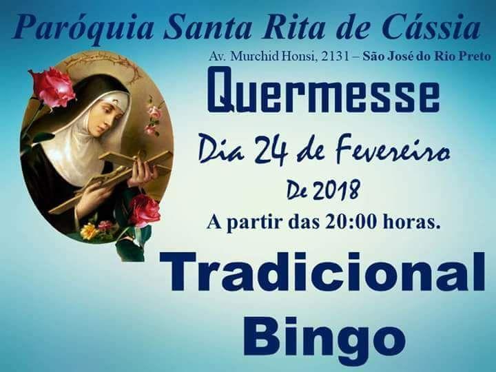 Quermesse Paróquia Santa Rita de Cássia