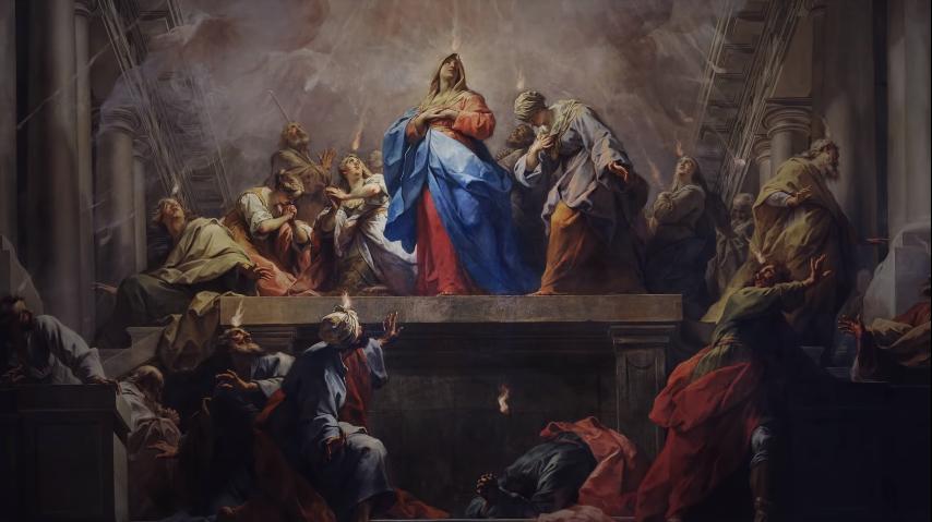 Memória de Nossa Senhora, Mãe da Igreja