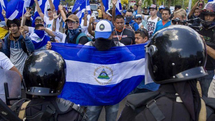 Bispos da Nicarágua