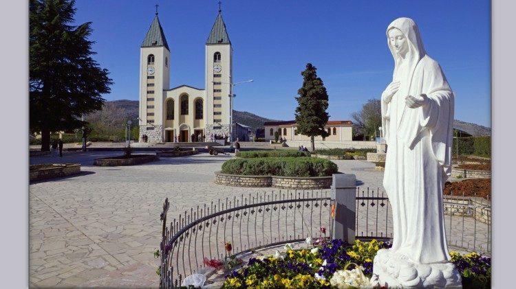 Visitador Apostólico em Medjugorje