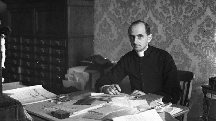 Paulo VI, sacerdote antes de tudo
