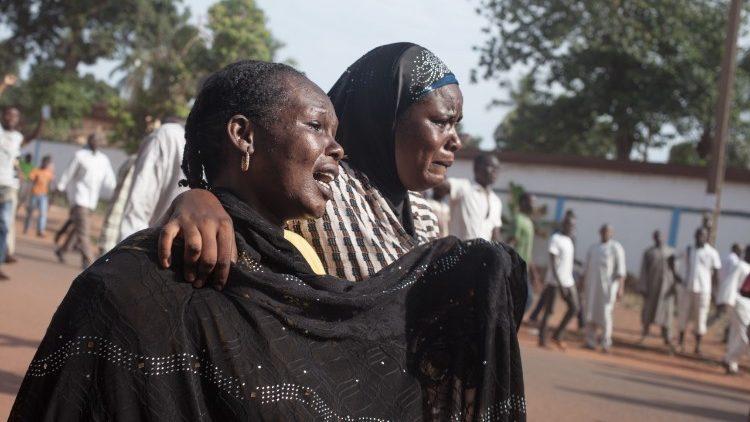 Massacre na República Centro-Africana