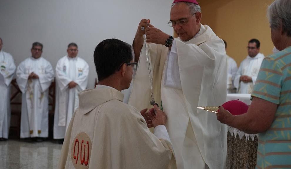 Novo Bispo auxiliar de São Paulo