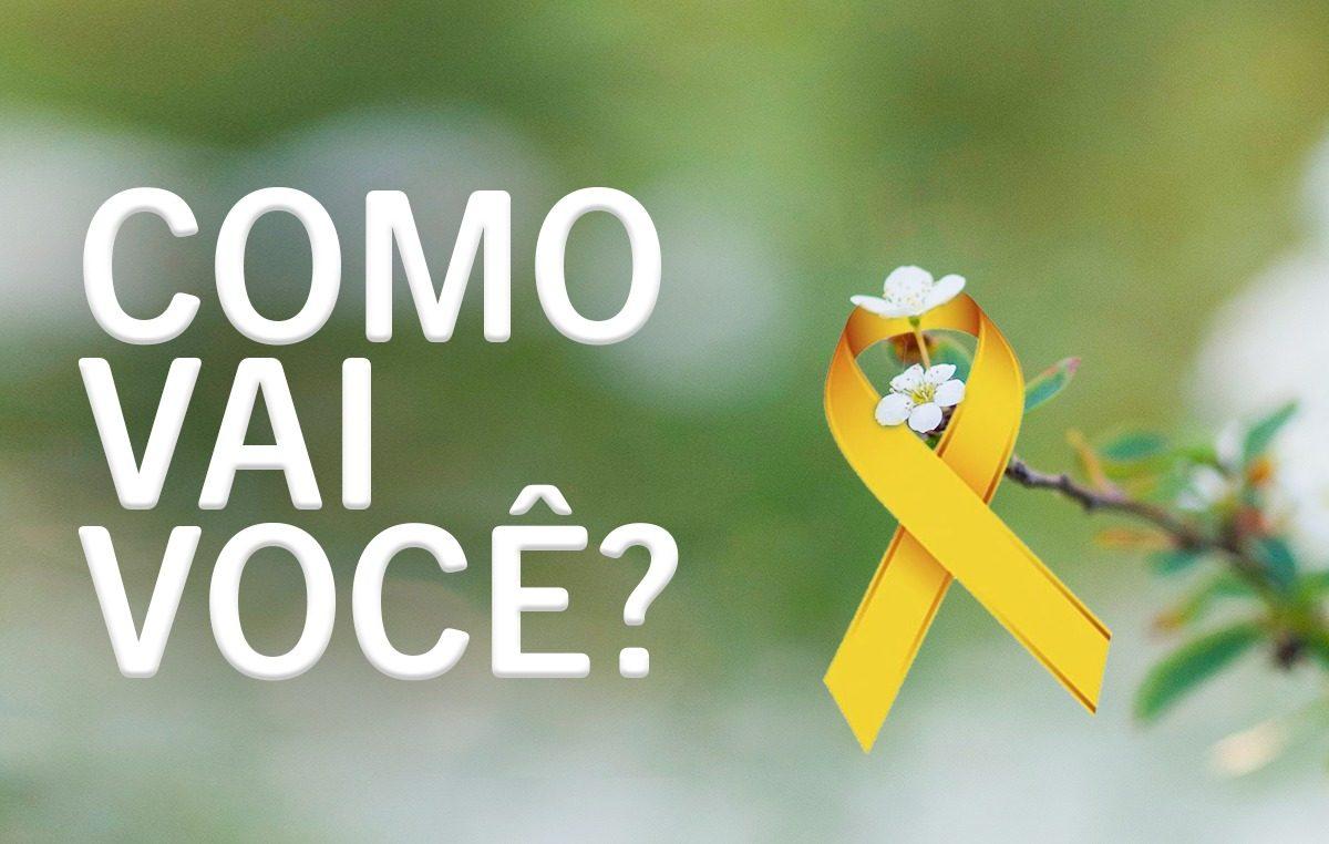 Setembro Amarelo: campanha oferece apoio na prevenção do suicídio