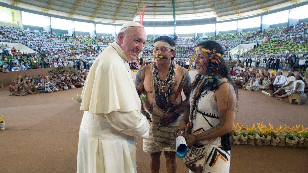Profetismo do Papa Francisco nos alegra