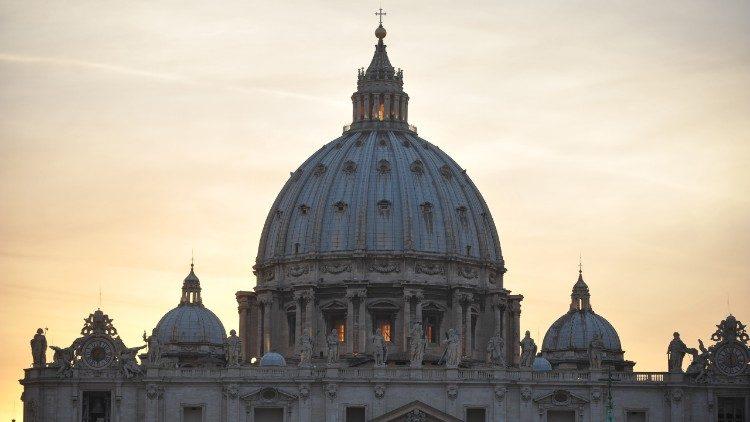 Decisão histórica do Papa