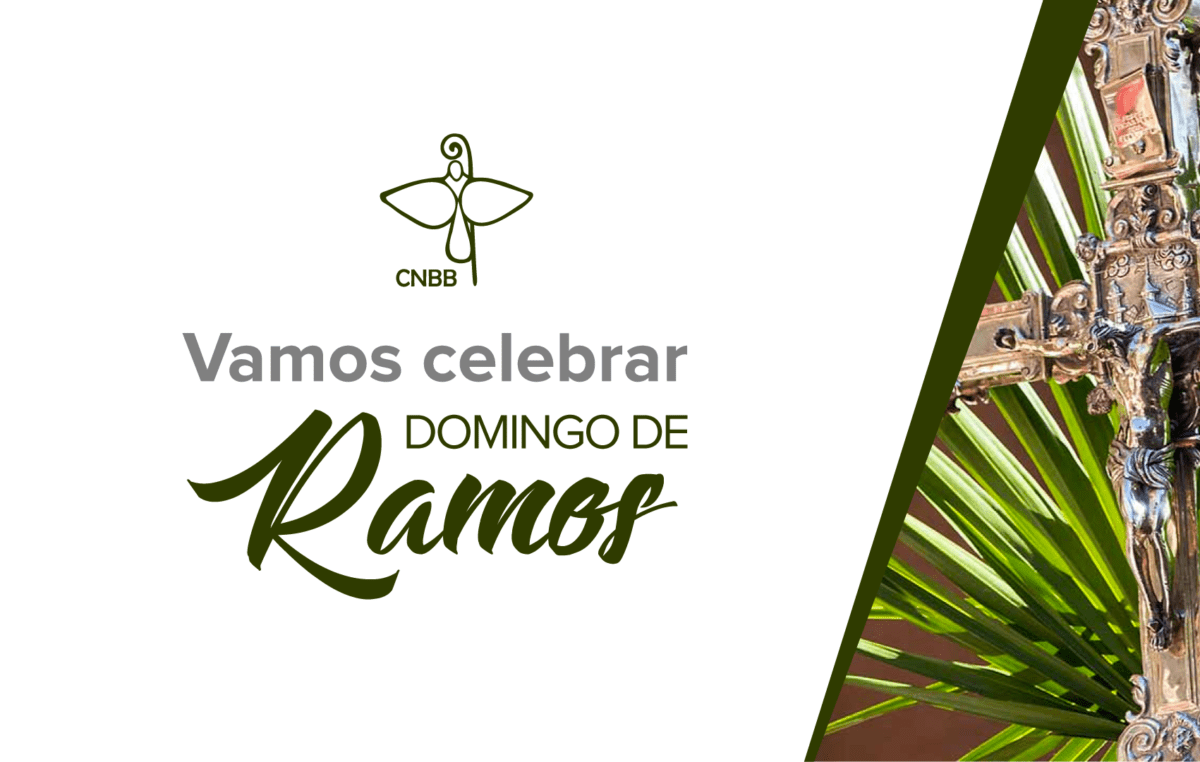 Celebrar o Domingo de Ramos