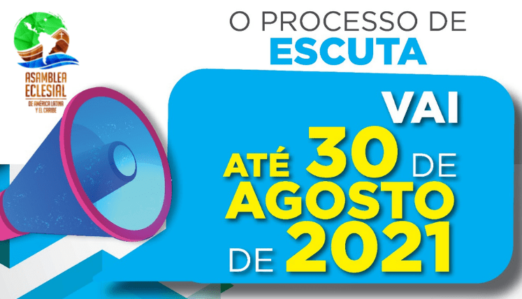 Fase de Escuta  da Assembleia Eclesial da América Latina e do Caribe é ampliada