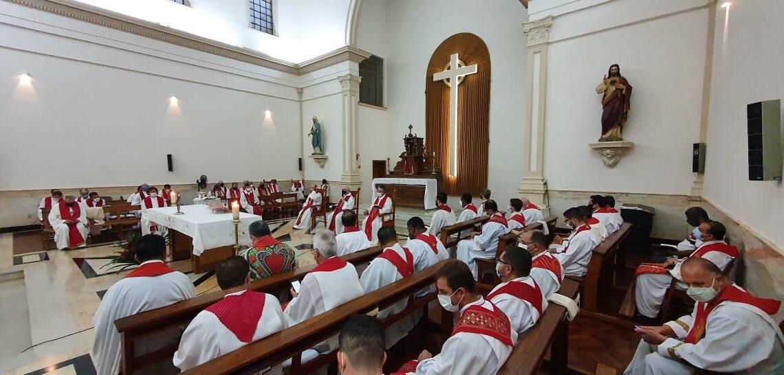 2º Dia da Atualização Teológica do Clero de São José do Rio Preto