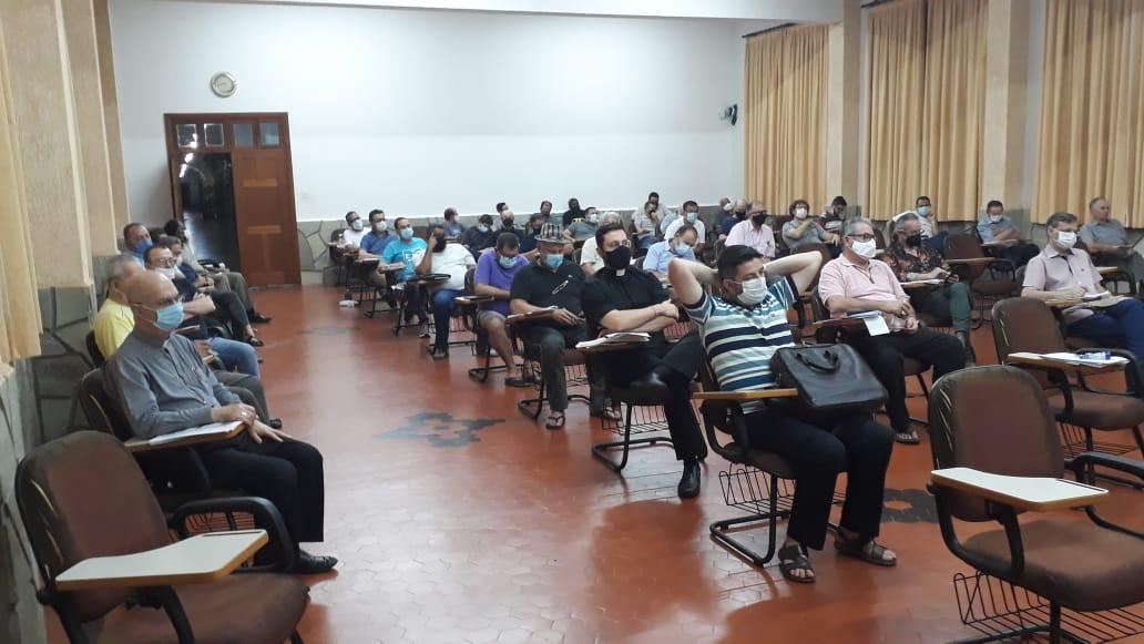 Atualização Teológica do Clero de São José do Rio Preto