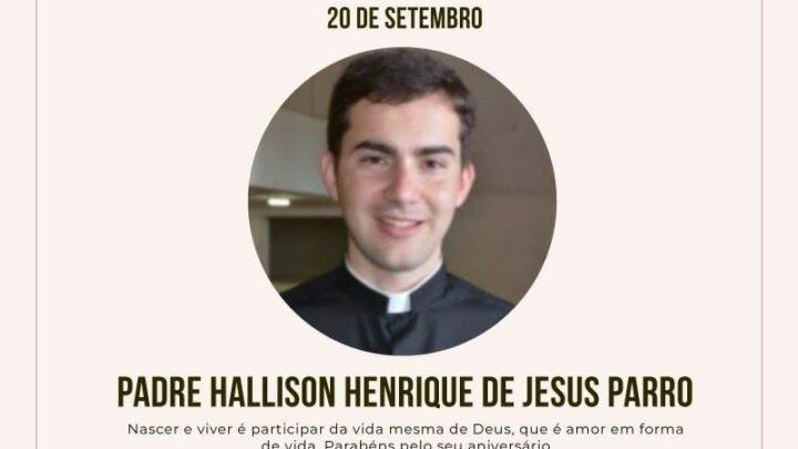 Padre Hallisson Henrique De Jesus Parro