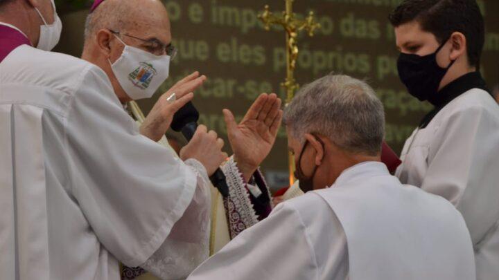 Ordenação do Diácono Paulo de Oliveira e Souza Júnior