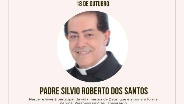 Padre Silvio Roberto dos Santos