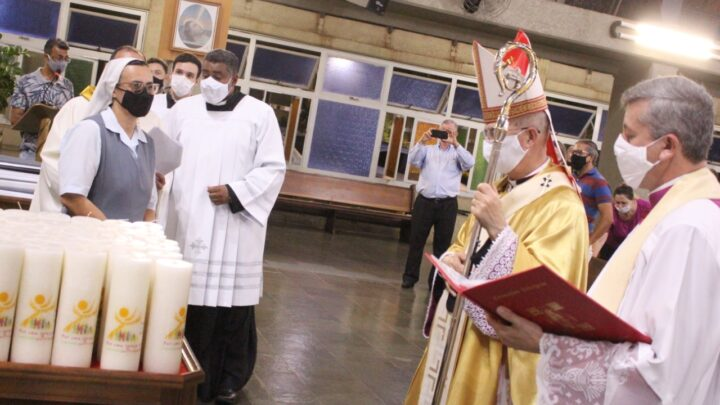 Missa de Abertura Sinodal em Âmbito Diocesano