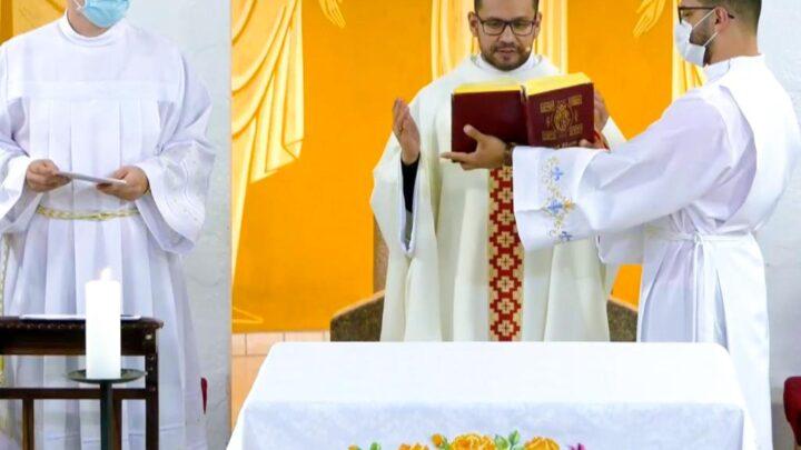 Missa Ao Vivo pela TV Aberta